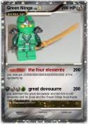 Green Ninga