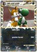 tails and yoshi
