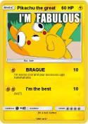 Pikachu the