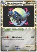 Alpha Rampardos