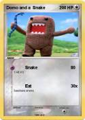 Domo and a