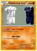 maillots Real