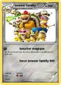 bowser familly