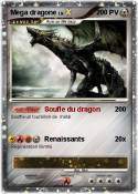 Mega dragone