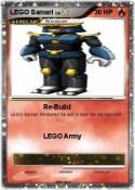 LEGO Samari