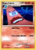Angry Patrick