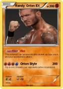 Randy Orton EX