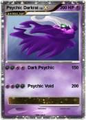 Psychic Darkrai