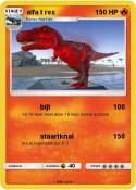 alfa t rex