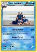 Goss Family EX