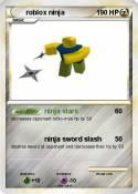 roblox ninja