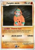 Pumpkin Jacob