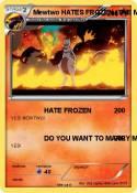 Mewtwo HATES