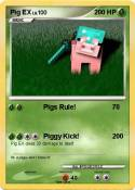 Pig EX