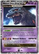Mutant Dino