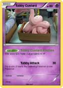Tubby Custard