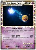 Epic Space Face