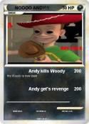 NOOOO ANDY!!!