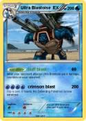 Ultra Blastoise