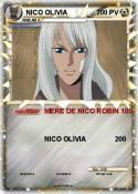 NICO OLIVIA