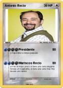 Antonio Recio