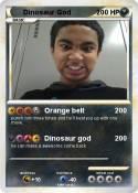 Dinosaur God