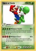 Mario et Yochi