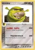 shronkey