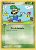 Retarted Luigi