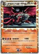 gragon rouge