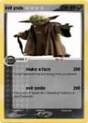 evil yoda