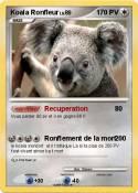 Koala Ronfleur