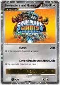 Skylanders and