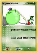 fat green