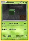 Mini Slime