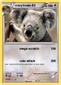 crazy koala EX