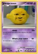 grandpa lemon