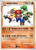 famille Mario