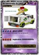 la camionette