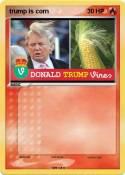 trump is corn