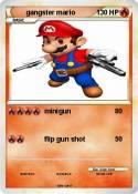 gangster mario
