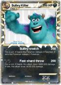 Sulley Killer