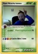 Plant Pikachu