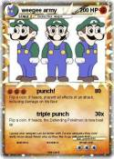 weegee army