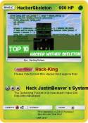 HackerSkeleton
