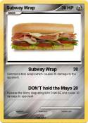 Subway Wrap