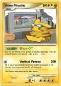 Video Pikachu