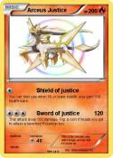 Arceus Justice