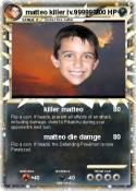 matteo killer