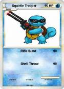 Squirtle Troope